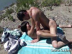 Enojado Masajista sexo con la casada da al cliente un placer