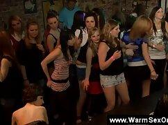 Dos bolas porno en casamiento en un video de crucero